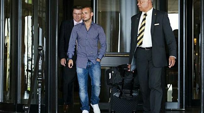 İşte Sneijder'in yeni takımı