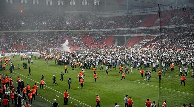 Konyaspor'un cezası onandı