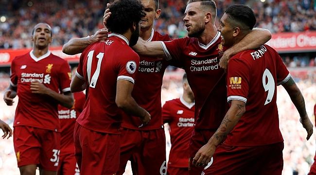 Liverpool Arsenal'e acımadı