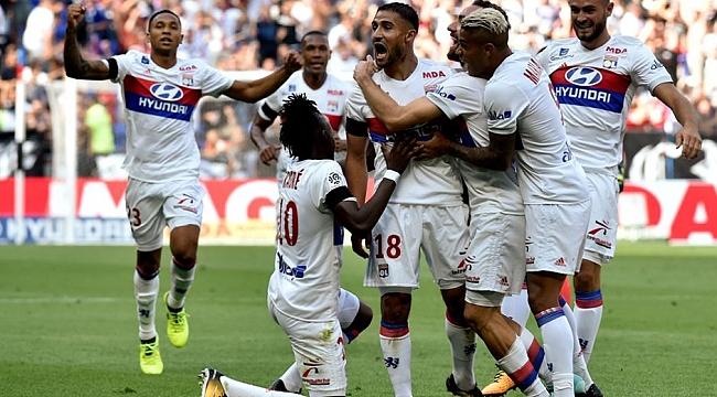 Lyon'da gol düellosu