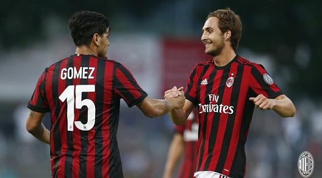 Milan Gustavo Gomez'i kadroya aldı