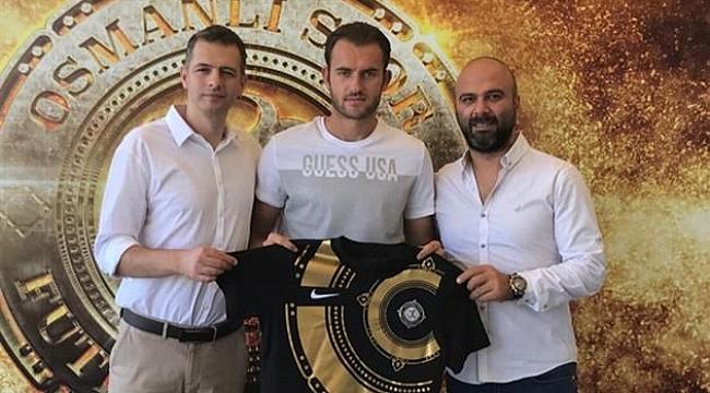 Osmanlıspor'dan bir transfer daha