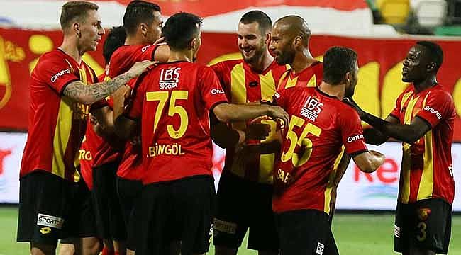 Trabzonspor İzmir'de mağlup