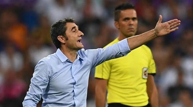 Valverde umudunu kaybetmiyor