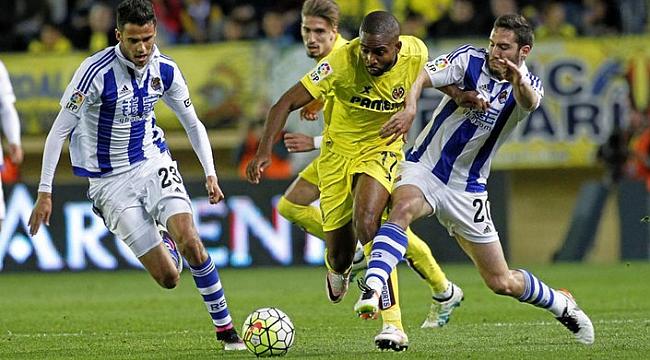 Villarreal yine kayıplarda