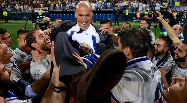 Zidane sözleşme yeniliyor