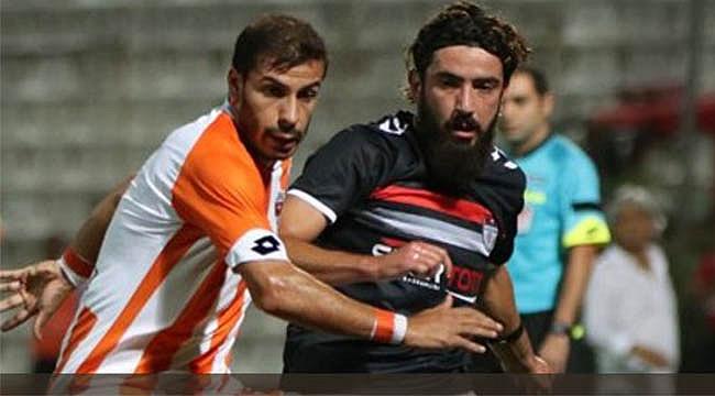 Adanaspor Manisa'yı tek golle geçti