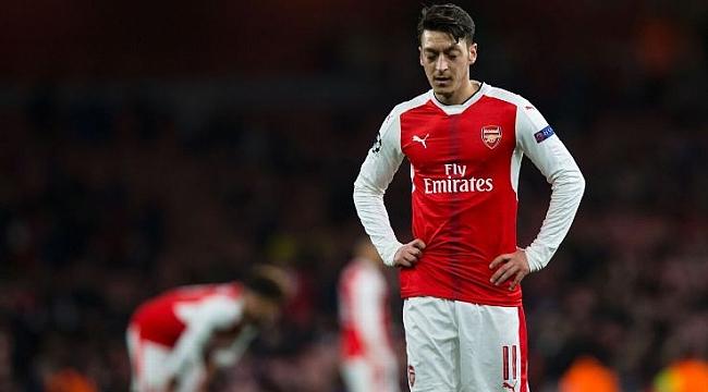 Arsenal'de 7 as oyuncu kadroda yok