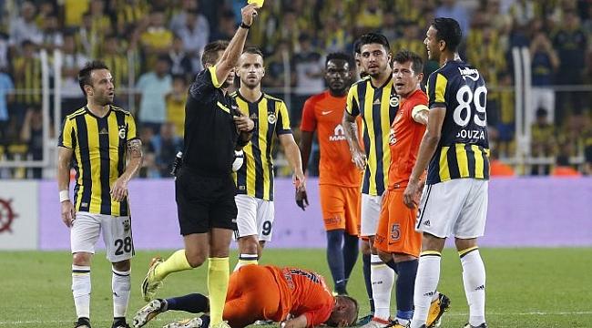 Başakşehir maçı sonrası Aydınus'a tepki