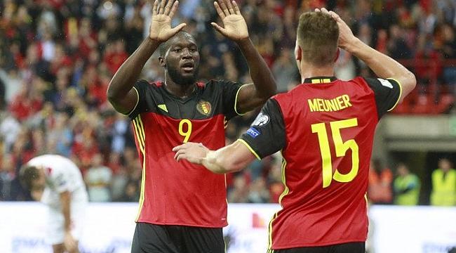 Belçika gol olup yağdı