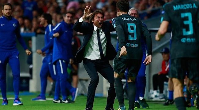 Chelsea 90+4'te kazandı