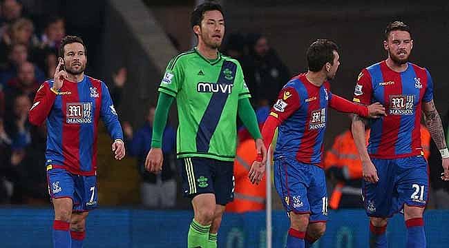 Crystal Palace rekor kırdı