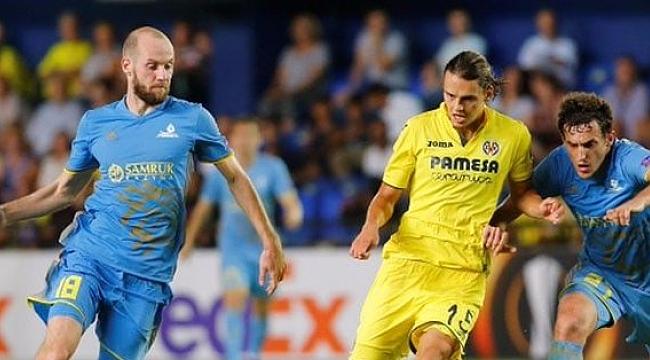 Enes'li Villarreal kazandı