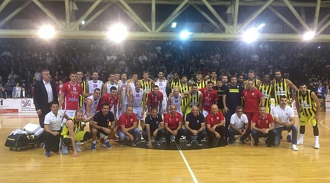 Fenerbahçe Borac Cacak'ı da yendi