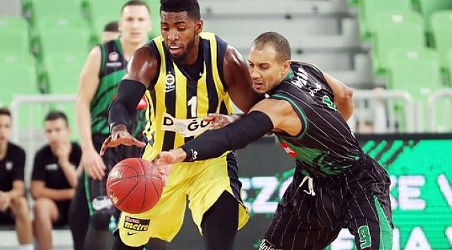 Fenerbahçe Doğuş Slovenya'da galip
