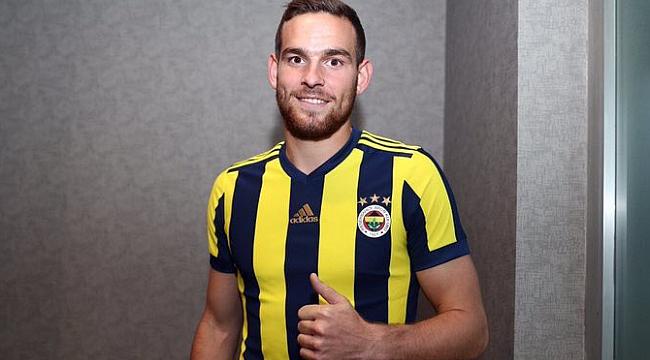 Fenerbahçe'nin yeni golcüsünden ilk açıklama
