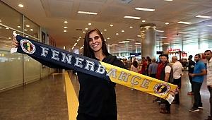 Fenerbahçe'nin yeni yıldızı geldi