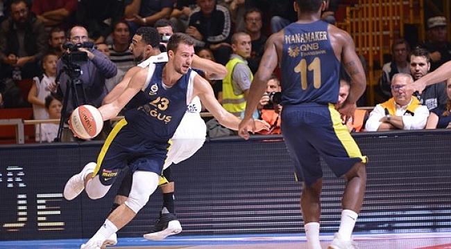 Fenerbahçe Partizan'ı yendi