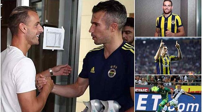Fenerbahçe santraforları golü unuttu