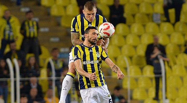 Fenerbahçe'ye derbi öncesi iyi haber
