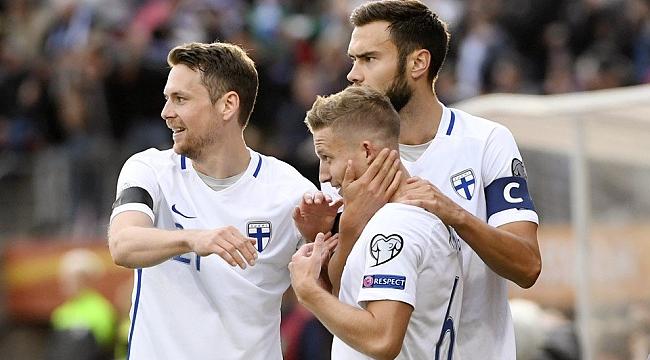 Finlandiya Milliler'i sevindirdi