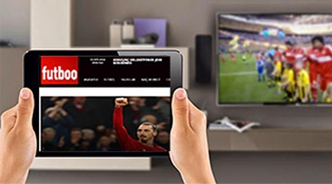 Futbol ve basketbol için ekran başına