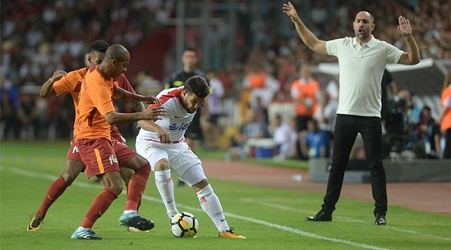 Galatasaray fire verdi