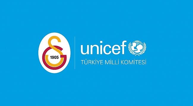 Galatasaray ile UNICEF iş birliğine imza attı