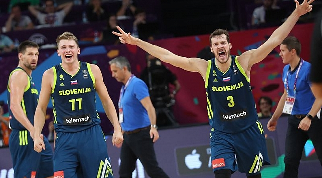 İlk finalist Slovenya