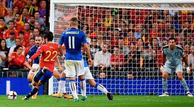 İspanya'yı Isco sırtladı