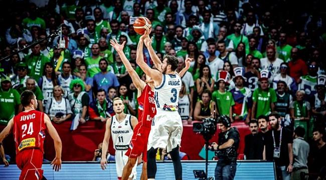 İstanbul'da şampiyon Slovenya