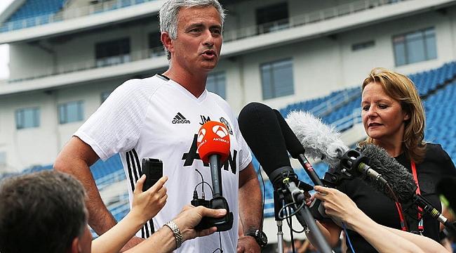 Jose Mourinho'dan sert eleştiri
