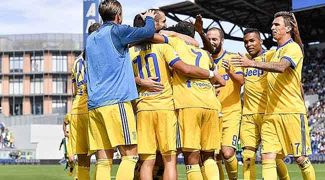 Juventus Sassuolo'yu Dybala ile yıktı