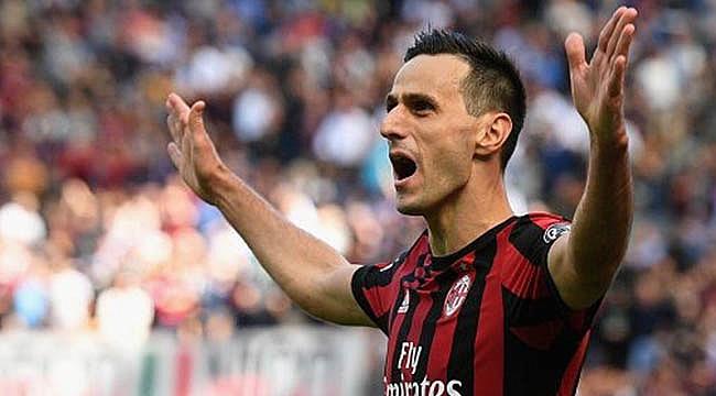 Kalinic attı, Milan üç puanı kazandı