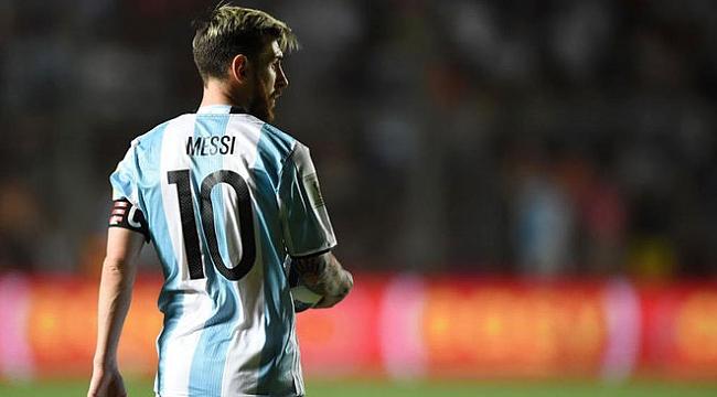 Lionel Messi, Dünya Kupası'na gidemeyebilir