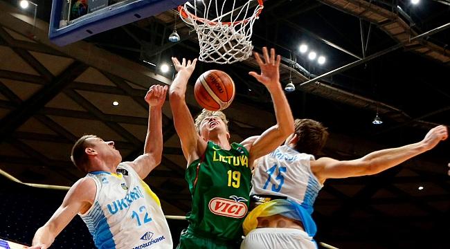 Litvanya farklı kazandı