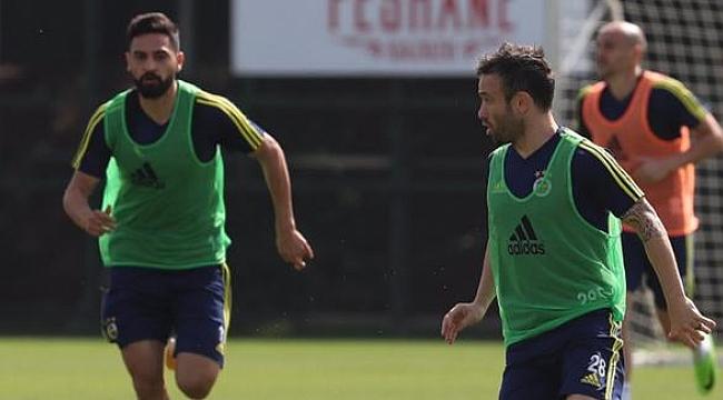 Mehmet Ekici ve Soldado özel çalışma yapıyor