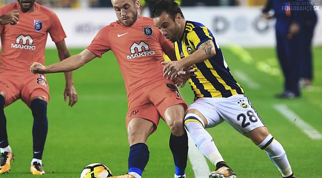 Başakşehir Fenerbahçe'yi şoka soktu
