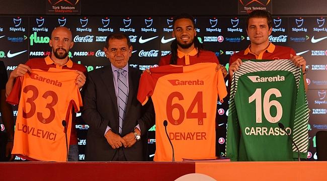 Özbek'ten transfer açıklaması
