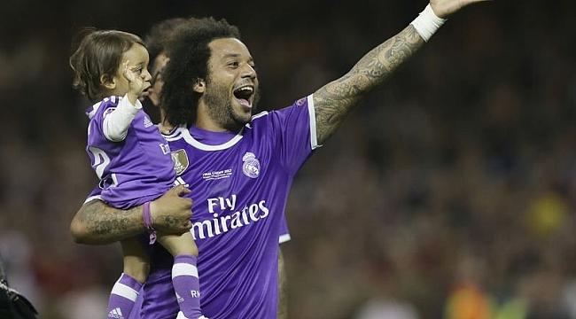 Real, Marcelo ile nikah tazeledi