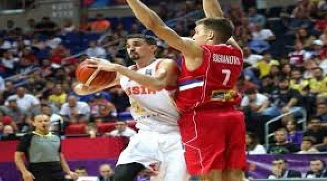Sırbistan finalde!
