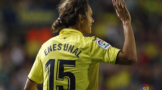Villarreal rahat kazandı, Enes golle tanıştı