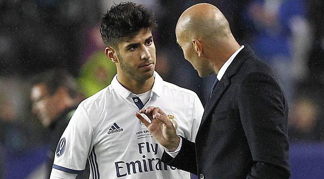 """""""Zidane beni Messi ile karşılaştırdı"""""""