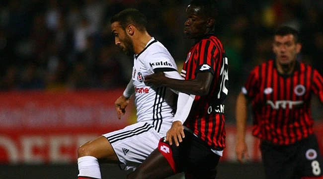 Beşiktaş Ankara'da şok yaşadı