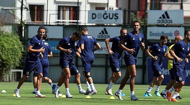 Fenerbahçe Bursaspor maçı için hazır