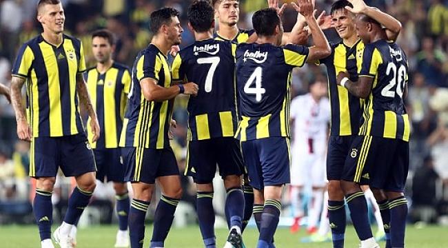 Fenerbahçe sezonu Bursaspor maçıyla açıyor