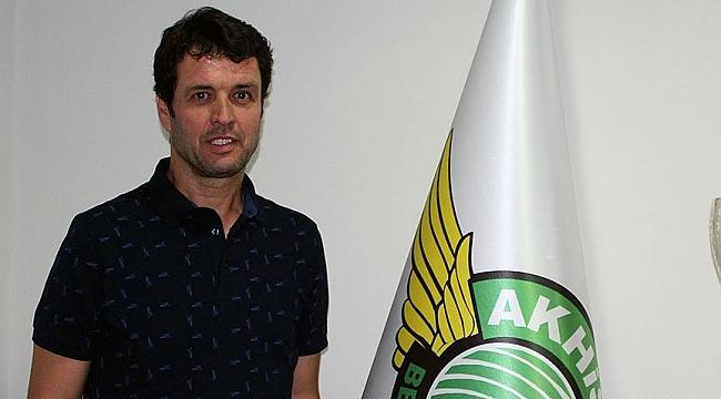 Akhisarspor'da Cihat Arslan bir kez daha görevde
