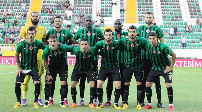 Akhisarspor UEFA kadrosunu açıkladı