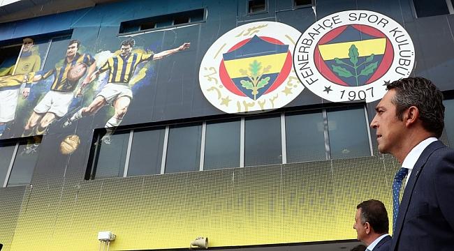 Ali Koç'tan Ankaragücü'ne: Maçlarınızı bizim stadımızda oynayabilirsiniz