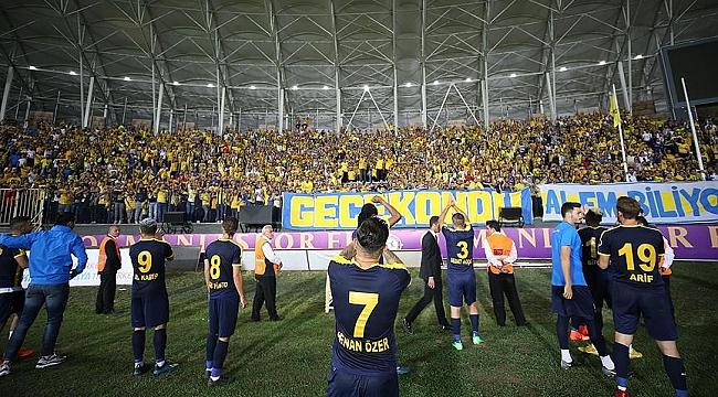 Ankaragücü'nün iç saha maçlarını oynayacağı stadyum belli oldu